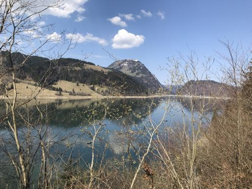 Wägitalersee SZ
