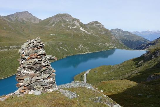Lac de Moiry VS