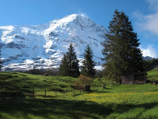 Eiger BE
